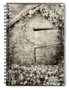 Abandoned Playhouse Spiral Notebook