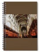 Abbey Church Of Saint Mary, Or Buckfast Abbey Spiral Notebook