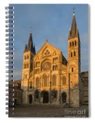 Abbey Of Saint - Remi Reims Spiral Notebook