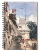 Abbey St-amand, Rouen Spiral Notebook