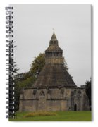 Abbot's Kitchen Spiral Notebook