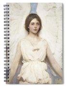 Abbott Handerson Thayer - Angel Spiral Notebook