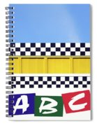 ABC Spiral Notebook