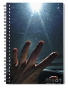 Abducted Spiral Notebook
