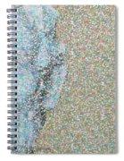Abe Left Spiral Notebook