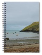 Abercastle Harbor 2 Wales Spiral Notebook