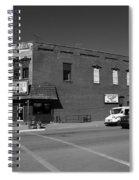 Abilene, Kansas - Cedar And 3rd II Spiral Notebook