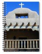Abiquiu Church Number 2 Spiral Notebook