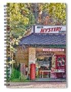 Abita Mystery House Spiral Notebook