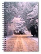 Abney Park, London Spiral Notebook