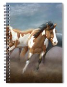About Face Spiral Notebook