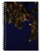 Above Me Spiral Notebook