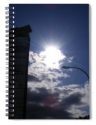 Above Our Heads Spiral Notebook