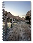 Above The Water Spiral Notebook
