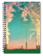Abraxas 2 Spiral Notebook