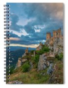 The Last Stronghold, Italy  Spiral Notebook