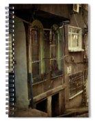 Absence 16 37 Spiral Notebook