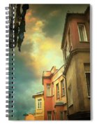 Absence 16 40 Spiral Notebook