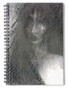 Absence Spiral Notebook