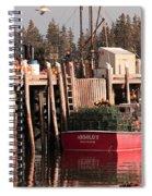 Absolut Spiral Notebook