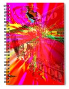 Absolute Power Corrupts Absolutely Spiral Notebook