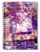 Abstacked Spiral Notebook