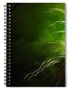 Abstarct Art One Spiral Notebook
