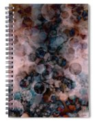 Abstract - Colorful Bubbles Spiral Notebook