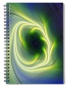 Abstract 021311 Spiral Notebook