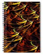 Abstract 022611a Spiral Notebook
