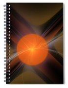 Abstract 051511 Spiral Notebook