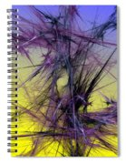 Abstract 10-08-09 Spiral Notebook