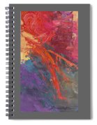 Abstract 103a Spiral Notebook