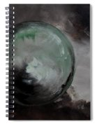 Abstract 13 Spiral Notebook