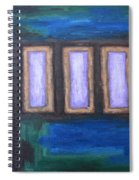 Abstract 139 Spiral Notebook