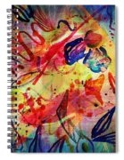 Abstract 17-05 Spiral Notebook