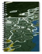 Abstract 2 Spiral Notebook