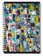 Abstract 2018-02 Spiral Notebook