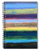 Abstract 215 Spiral Notebook
