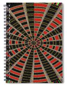Abstract #2257-5 Spiral Notebook