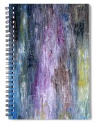Abstract 252 Spiral Notebook