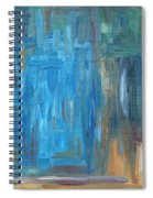 Abstract 297 Spiral Notebook