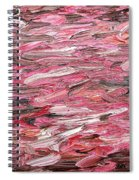 Abstract 313 Spiral Notebook