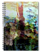 Abstract 339 Spiral Notebook