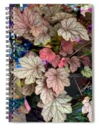 Abstract 340 Spiral Notebook