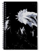 Abstract 385 Spiral Notebook