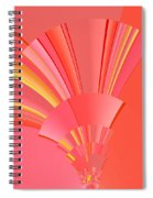 Abstract 386 Spiral Notebook