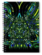 Abstract 401 Spiral Notebook