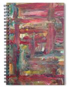 Abstract 403 Spiral Notebook
