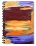 Abstract 413 Spiral Notebook